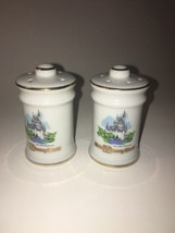 Vintage Walt Disney World Productions Salt & Pepper Shakers Japan . - $6.02
