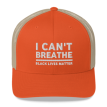 I Can't Breathe Hat / I Can't Breathe Trucker Cap image 11
