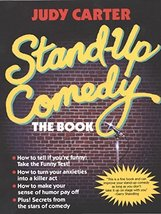 Stand-Up Comedy: The Book [Paperback] [Aug 05, 1989] Carter, Judy - $29.95