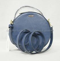 NWT Brahmin Lane Leather Shoulder / Crossbody Bag in Dusk Topsail - $239.00