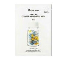 JM Solution Derma Care Ceramide Aqua Capsule Masks 30ml 10pcs image 2