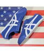 Asics ONITSUKA Tiger Mexico 66 Slip-On SAMPLE Canvas Blue [1183A042-400]... - $88.88