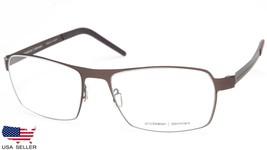 NEW PRODESIGN DENMARK 6135 c.5031 BROWN EYEGLASSES FRAME 55-19-140 B38mm... - $123.73