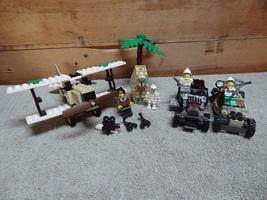 LEGO INDIANA JONES LOT ITEMS SKELETON KING TUT COFFIN CARS PLANE MINIFIG... - $39.99