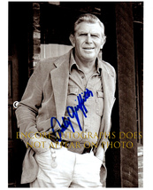ANDY GRIFFITH  Authentic Original  SIGNED AUTOGRAPHED PHOTO w/ COA 496 - $105.00