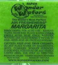16- Wonder Wafers MARGARITA ~ Scent~Amazingly Fresh~ AIR FRESHENER - $7.69