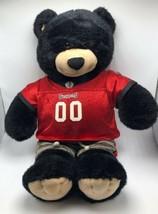 Build A Bear Black Bear Tampa Bay Buccaneers Clothes - $6.99