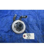 02-06 Acura RSX Type S K20A2 engine oil cooler housing engine motor OEM ... - $99.99