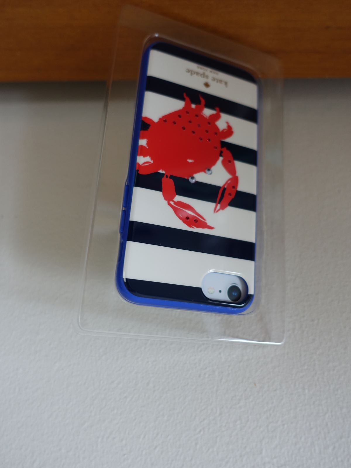 the latest 5b7d5 5ac28 Kate Spade New York Stripe Crab Iphone 8 and 50 similar items