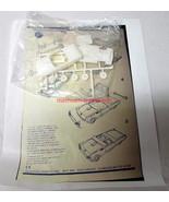 Glencoe~Thunderbird/T-Bird~Plastic Model Kit~1:64~ - $9.00