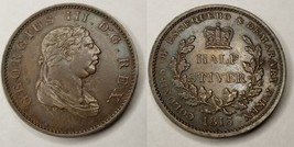 1813 Essequibo & Demerary 1/2 Stiver World Coin -  George III - $64.99
