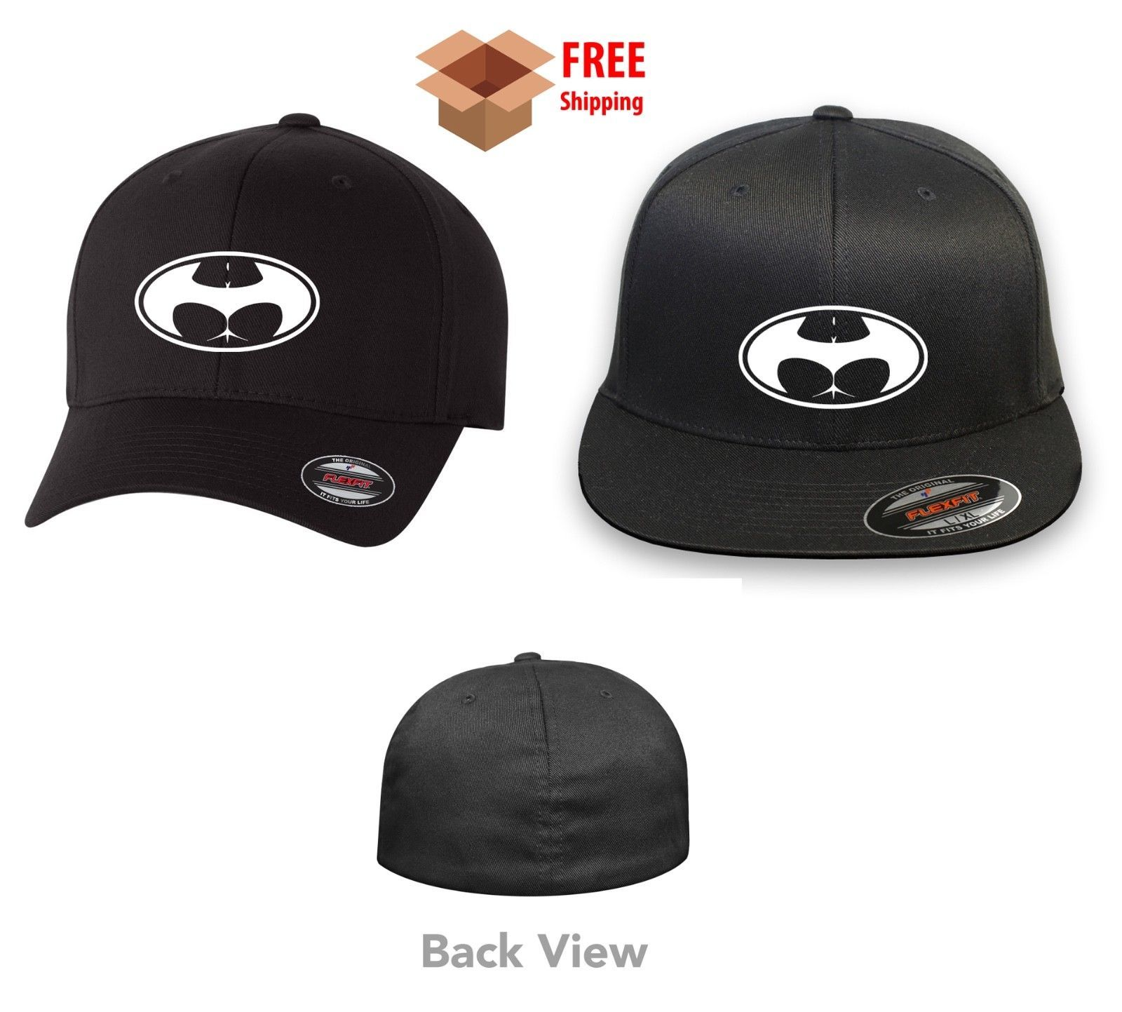 Primary image for BUTTMAN FUNNY THONG  ASS SEX Flex Fit HAT CURVED or FLAT BILL