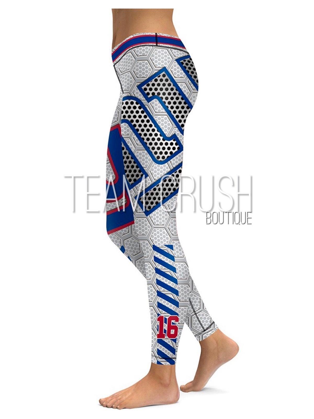 2910971e NY GIANTS Leggings HQ - #16 Women Fan Gear - and 13 similar items