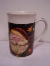 Royal Norfolk Christmas Mug Old World Santa Coffee Hot Cocoa Eggnog Cera... - $9.89