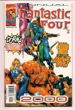 Fantastic Four 2000 Original Marvel Comic Book Featuring Dorma / The Thing SALE - $1.79