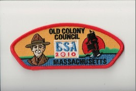 Old Colony Council S-52 CSP 100th Anniversary - $9.90