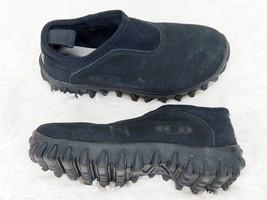 SALOMON Snowclog Slip-on Moccasain Contragrip CX Size Mens 7 US / 38 2/3 Clog - $73.26