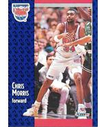 Chris Morris ~ 1991-92 Fleer #133 ~ Nets - $0.05