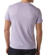 Lacoste Men's Sport Athletic Cotton V-Neck Shirt T-Shirt Iris Th6604 image 2