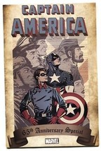 Captain America 65th Anniversary Special #1-comic book-2006-Marvel NM- - $31.53