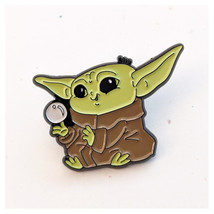 Star Wars Disney Lapel Pin: The Child with Bubbles - $14.90