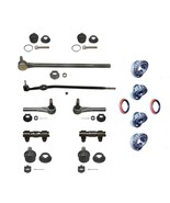 16 Pc Tie Rod Ball Joint Wheel Brg Seal Kit 1992-97 Ford Ranger 2 WD Maz... - $148.76
