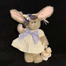 Bearington Collection Bunny Rabbit Tulip And Ducky Stuffed Plush Easter ... - $21.77