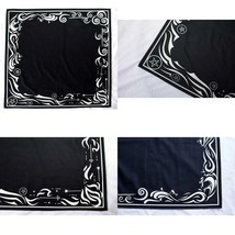 Tarot Cloth For Any Tarot Cards: Wind, Fire, Earth, Water (Large 24 Inch... - $23.36