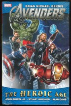 Avengers The Heroic Age Hardcover HC HB NEW Sealed Movie Cover art Romit... - $40.00