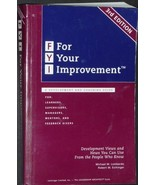 FYI: For Your Improvement, A Development and Coaching Guide (3rd Edition... - $8.99