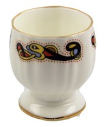 Royal Tara Book of Kells footed egg cup fine bo... - $14.00