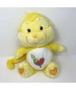 """Playful Heart Monkey Care Bear Cousins 13""""  Yellow Stuffed Plush 2004 - $12.16"""