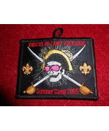 Pirates of Camp Tuckahoe Summer Camp 2005 Patch York-Adams Area Council ... - $8.95