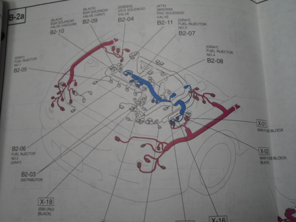1996 MAZDA PROTEGE Electrical Wiring Diagram Service Repair Shop Manual OEM  Book archives.statelegals.staradvertiser.comArchived Notices