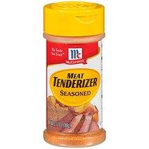 McCormick Seasoned Meat Tenderizer, 3.12 oz - $10.84