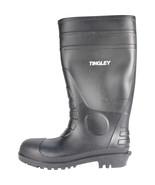 Tingley Rubber Black Economy Pvc Knee Boots Size 11 081138311817 - $31.02