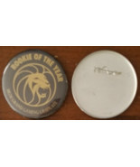 """Rookie Of The Year  MGM Grand Gaming Graduate 3""""  Pinback Button - $9.95"""