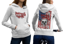 Motionless In White White Hoodie Classic For Women - $49.99+