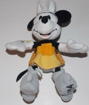 """Disney Store 75th Anniversary Through The Years Minnie Mouse Plush 1934  6"""" - $5.99"""