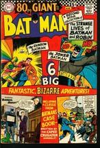 BATMAN #182-1966-DC-JOKER-80 PAGE GIANT-very good VG - $31.53