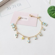 KingDeng Charm Bracelet For Girls Bow Tie Japanese Child Gifts Exquisite... - $9.89