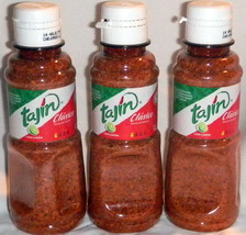 Tajin Classico Chile En Polvo - Chili Powder For Fruits & Vegetables 3 P... - $12.20