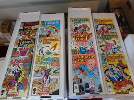 Fantastic Four 298-309 1987 Complete Run Of 12 NM/M Condition Marvel Comic Book - $22.49