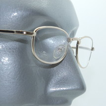 Reading Glasses +1.50 Simple No-Fuss Gold Metal Frame Readers - $14.97