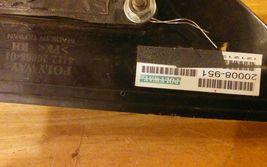 1999 00 01 02 03 04 05 HYUNDIA SONATA RIGHT SIDE DOOR POWER MIRROR image 5