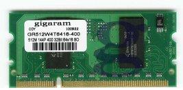 Gigaram 512MB 144Pin DDR2 Memory for HP LaserJet Printer P3015 / P3015d / P3015n