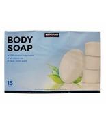 Body Soap 15 Bars 4.5 Oz by Kirkland Signature New open box - $17.95
