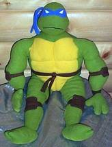 "SALE BIG PLUSH TMNT Donatello Teenage Mutant Ninja Turtle Pillow Pal 26""    - $12.99"