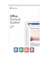 Microsoft Software 79G-05029 Office 2019 Home/Student ENG Brown Box - $168.11