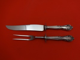 "American Classic by Easterling Sterling Silver Steak Carving Set 2pc 10"" - $103.55"